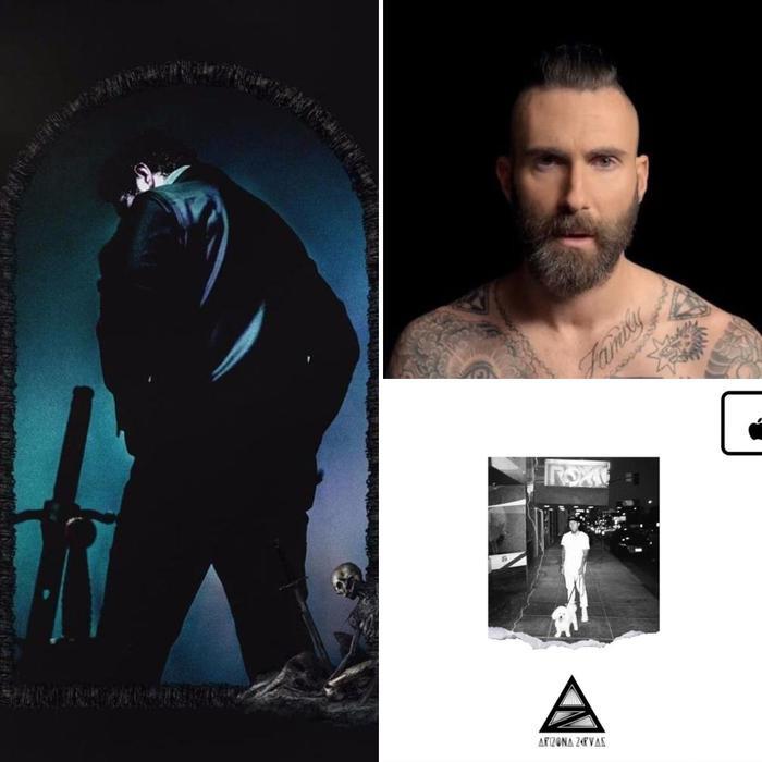 """Cả 3 bản hit: Circles, Roxanne và Memories đều chia sẻ chung một số phận trong tuần này và """"té"""" 2 hạng so với tuần vừa qua."""