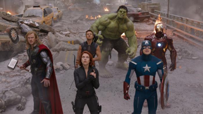Hầu hết các siêu hùng của Marvel đều để lộ thân phận thật sự của mình