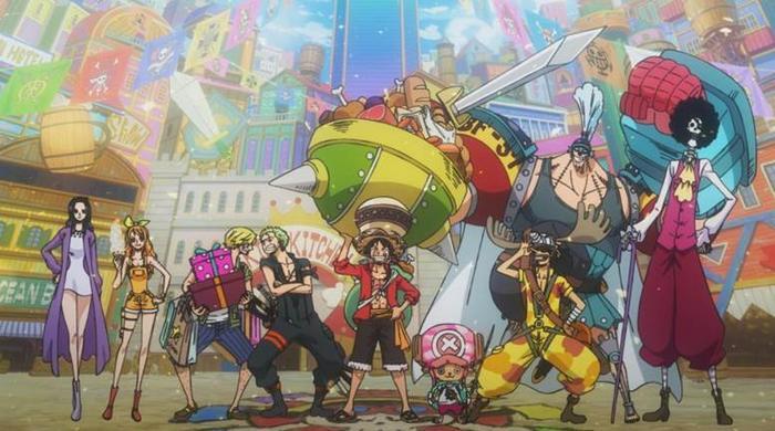 Những lý do không nên bỏ lỡ siêu phẩm anime One Piece: Stampede ảnh 2
