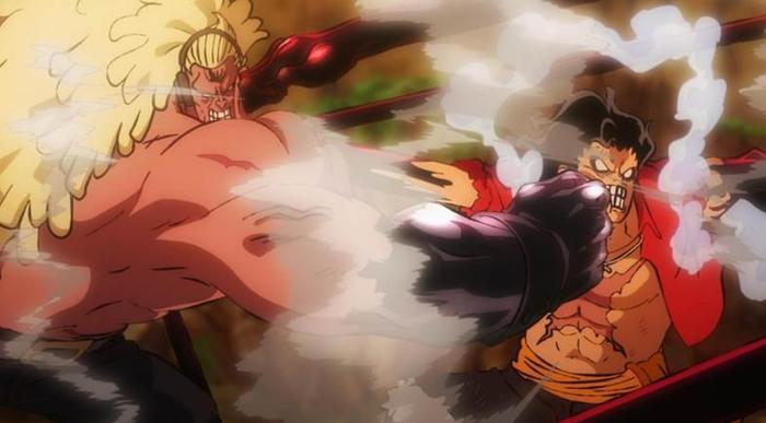 Những lý do không nên bỏ lỡ siêu phẩm anime One Piece: Stampede ảnh 4