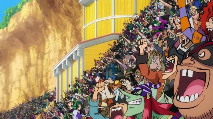 Những lý do không nên bỏ lỡ siêu phẩm anime One Piece: Stampede ảnh 5