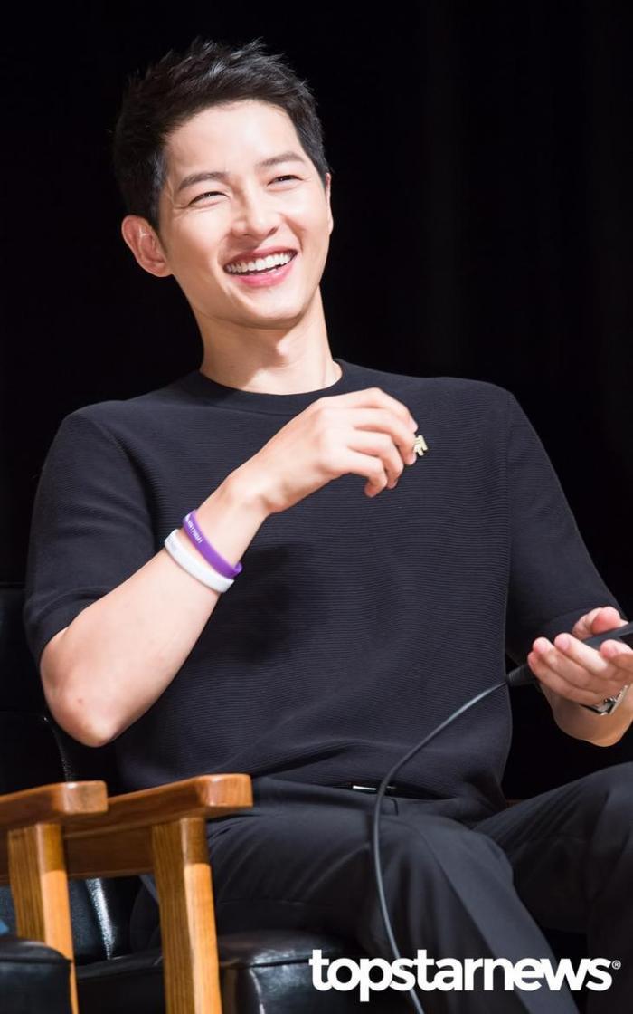 Song Joong Ki ký hợp đồng với công ty mới sau 1 tháng rời Blossom Entertainment ảnh 1