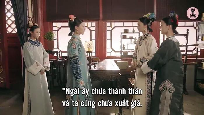Kim chi ngọc diệp: Chưa thấy vai phản diện nào lận đận như Tư Uyển cách cách ảnh 2