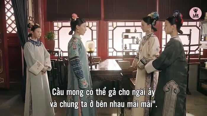 Kim chi ngọc diệp: Chưa thấy vai phản diện nào lận đận như Tư Uyển cách cách ảnh 1