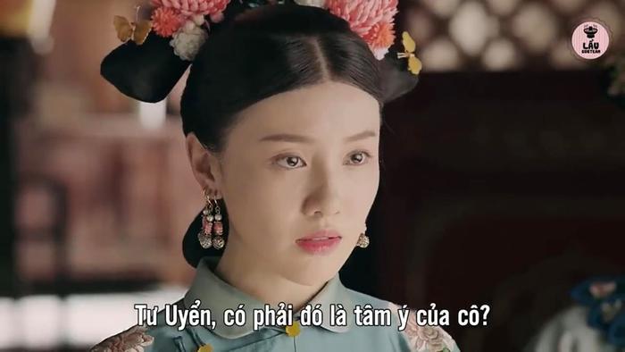 Kim chi ngọc diệp: Chưa thấy vai phản diện nào lận đận như Tư Uyển cách cách ảnh 3