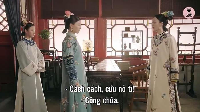 Kim chi ngọc diệp: Chưa thấy vai phản diện nào lận đận như Tư Uyển cách cách ảnh 4