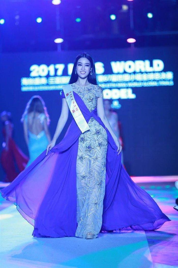 Dù dừng chân ở vị trí Top 40 Miss World 2017 nhưng cô nàng đã mang về 4 giải phụ chiến thắng Dự án nhân ái, xếp đầu phần thi Head-to-Head Challenge, Top 10 người đẹp truyền thông và Top 10 thí sinh được yêu thích nhất.