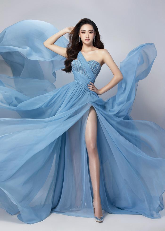 Trở thành Hoa hậu Thế giới Việt Nam đầu tiên đã giúp Lương Thùy Linh có cơ hội chinh chiến quốc tế.