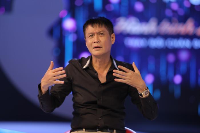 """Đạo diễn Lê Hoàng với phát ngôn cực """"gắt""""."""