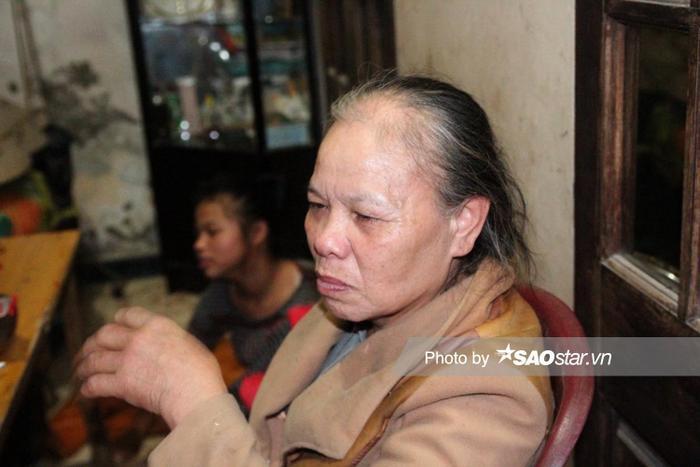 Bà Luân từng ý định tìm đến cái chết để giải thoát cho bản thân và con nhưng bà không làm được.