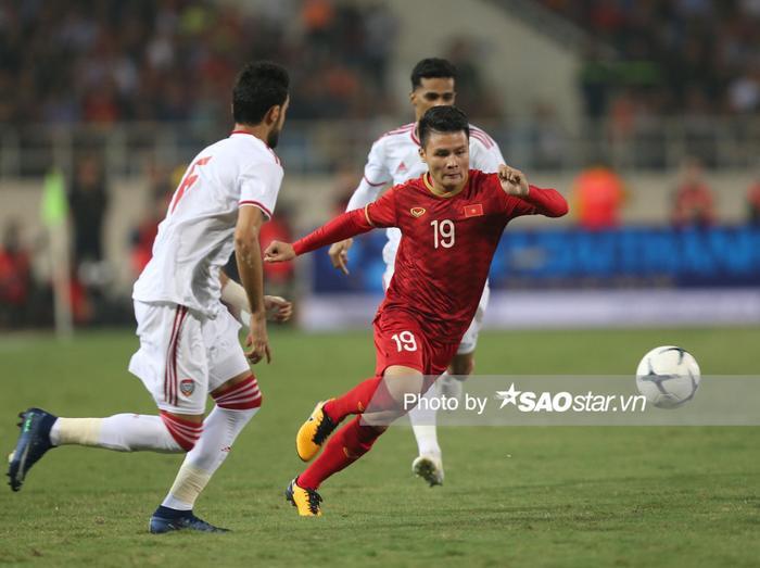 Quang Hải trở thành cầu thủ có cái chân trái kỳ diệu nhất Việt Nam hiện nay.