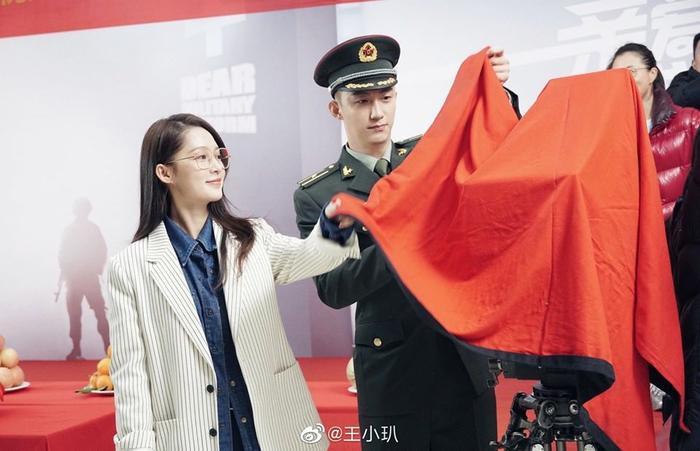 'Quân trang thân yêu' của Hoàng Cảnh Du, Lý Thấm khai máy: Dân mạng háo hức chờ Hậu duệ mặt trời bản Trung
