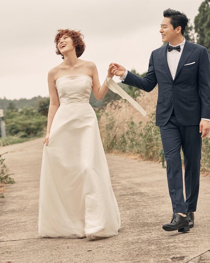 Jo Jung Suk lên chức bố, Gummy đang mang thai con đầu lòng sau 1 năm kết hôn! ảnh 0
