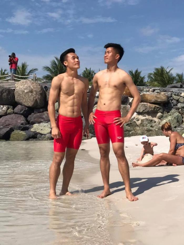 Cầu thủ Việt và những lần đọ dáng 'cực gắt' khiến dân tình trầm trồ