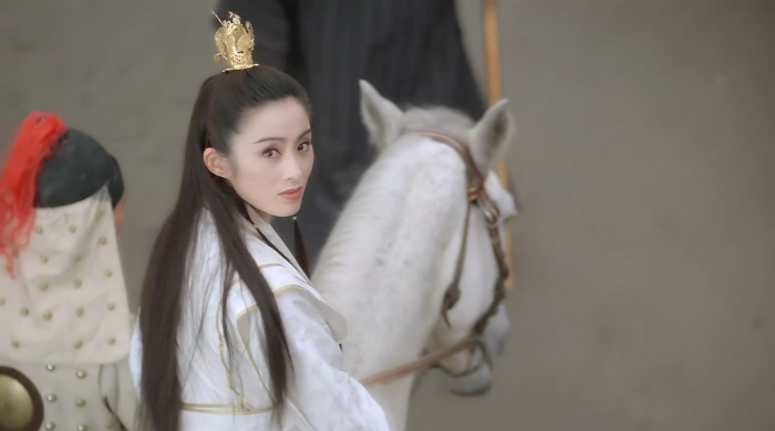 Bản điện ảnh Tân Ỷ Thiên đồ long ký chính thức bấm máy, Cổ Thiên Lạc gián tiếp xác nhận sẽ tham gia ảnh 9