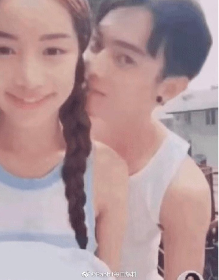 Vu Chính muốn bạn gái cũ của Hứa Khải khắc họa thành Triệu Lệ Dĩnh trong bộ phim ám chỉ chuyện tình với Trần Hiểu ảnh 6