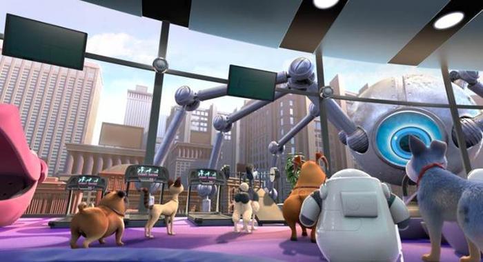 Mấy ngày Tết, dẫn đàn em trong nhà đi xem ngay phim Liên minh thú cưng Pets United ảnh 1