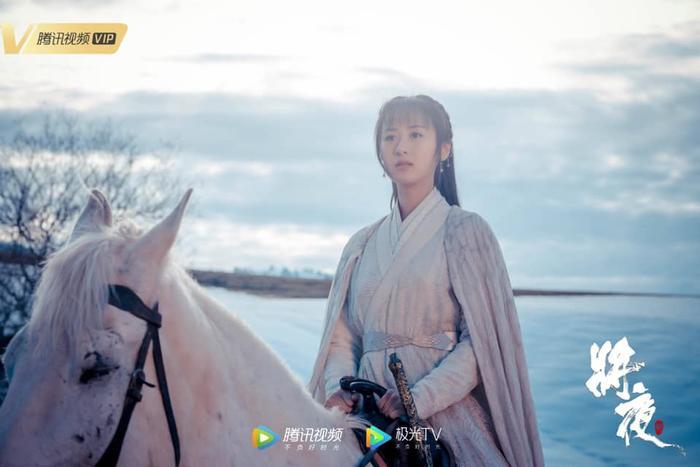 Tương dạ 2 tung poster nhân vật: Vương Hạc Đệ trông khá non, Tống Y Nhân vẫn đáng yêu ảnh 11