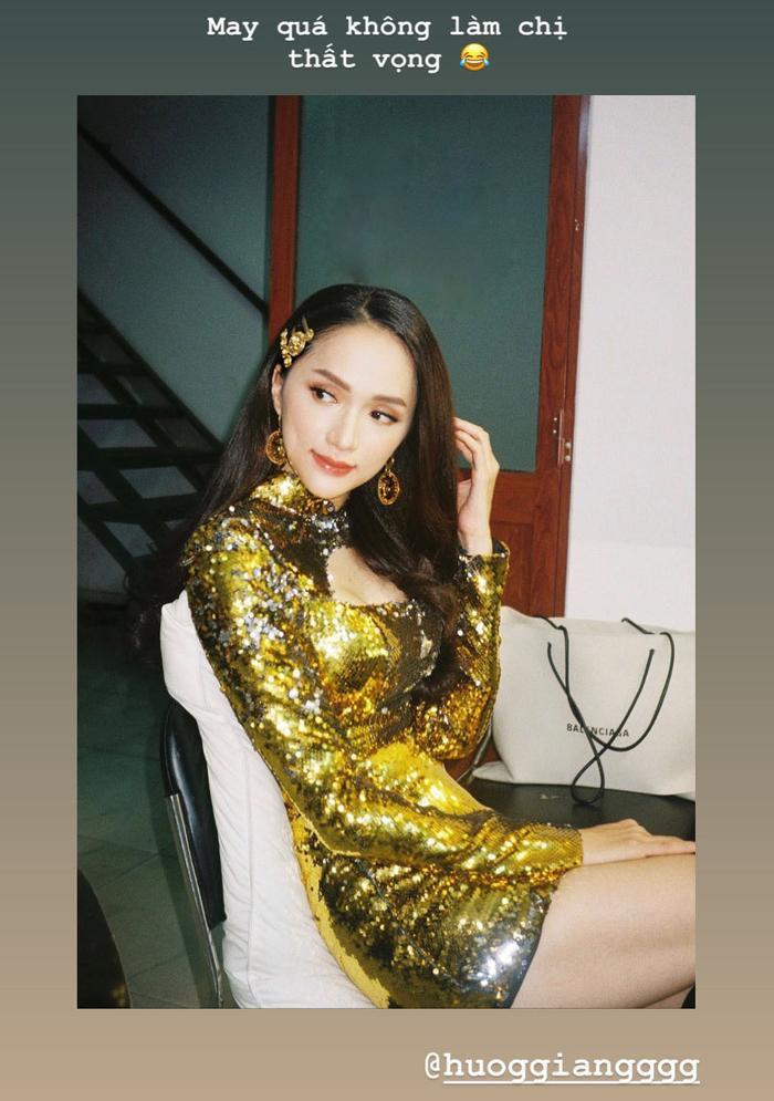 Không chỉ Hương Giang mà nhiều nghệ sĩ khác cũng từng được Chi Pu mang ra làm mẫu.