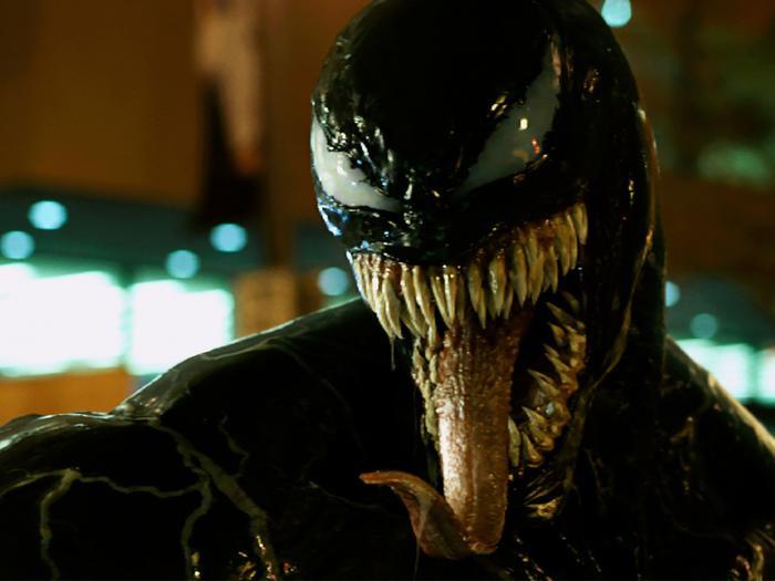 Rất nhiều cảnh máu me trong Venom đã bị lượt bỏ