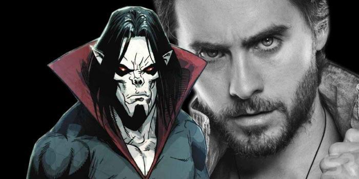 Jared Leto sẽ là cái tên đảm nhận vai diễn Morbius