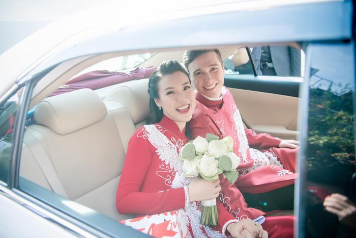 Hoàng Oanh xác nhận đang mang thai ảnh 0