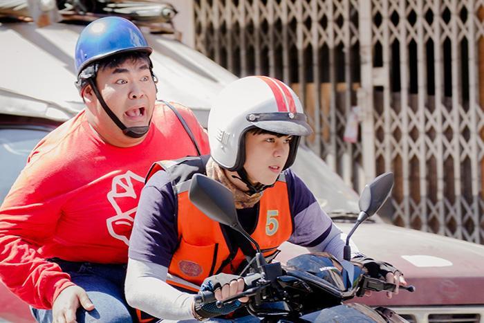 Cuối tuần xem gì ở rạp: Cặp đôi xe ôm Thái Lan chiến với Kristen Stewart cùng 'Underwater' ảnh 7