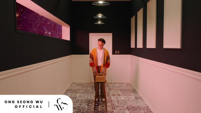 Ong Seongwu phát hành digital single đầu tay mang tên We Belong.
