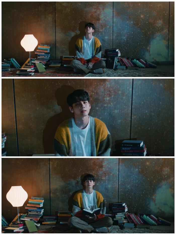 Những hình ảnh trong MV.