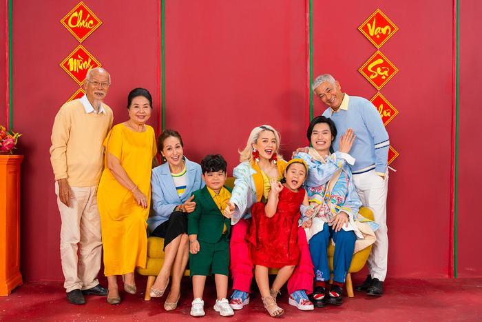 Lần đầu hợp tác, Thiều Bảo Trang và Quang Trung khiến fan choáng vì chiếc bụng siêu to khổng lồ ảnh 7