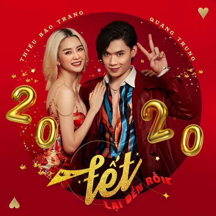 Thiều Bảo Trang và Quang Trung ra mắt MV Tết.