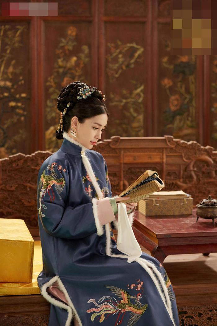 Angelababy thử thách với tạo hình Thanh cung, hình ảnh xinh đẹp khiến người xem chết mê ảnh 7