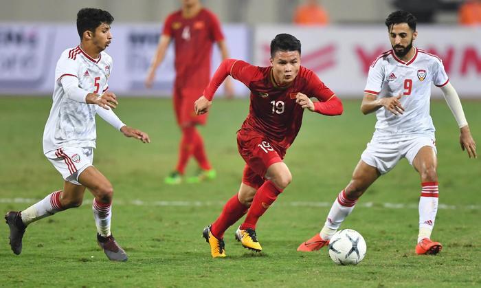Quang Hải, Tiến Linh, Đức Chinh, Hoàng Đức và Thành Chung lànhững cái tên được chờ đợi sẽ bùng nổ ở VCK U23 châu Á 2020. (Ảnh: Sport5)