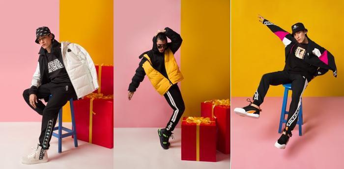 Phong cách thời trang casual đang được lăng xê trong dịp Tết này bởi tính mới lạ, phá cách và độc đáo.