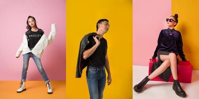 Không thiếu những items cực đỉnh, biến bạn trở thành fashionista dù xuất hiện ở bất cứ đâu.