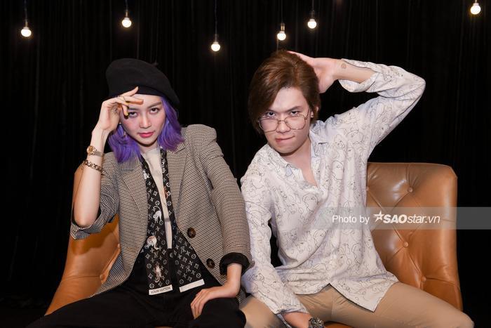 Quang Trung  Thiều Bảo Trang kể chuyện lần đầu gặp nhau: Trung hài hước, đáng yêu còn Trang vừa dữ vừa khó tính ảnh 7