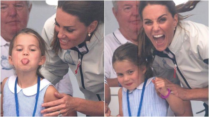 13 khoảnh khắc hài hước chứng minh Kate Middleton cũng giống mọi người vợ người mẹ khác ảnh 8