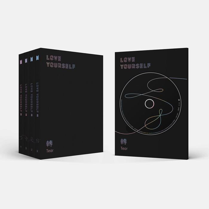 'Love Yourself: Tear' trở thành album thứ 3 của BTS đạt chứng nhận Silver tại Anh
