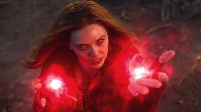 """Scarlet Witch sẽ xuất hiện trong""""Doctor Strange in the Multiverse of Madness""""."""