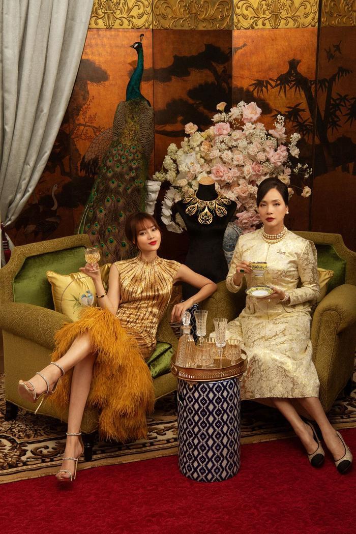 Gái già lắm chiêu 3: Nàng dâu Lan Ngọc đại bại trước tiểu tam ngọc khiết Jun Vũ? ảnh 15