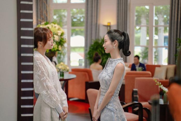 Gái già lắm chiêu 3: Nàng dâu Lan Ngọc đại bại trước tiểu tam ngọc khiết Jun Vũ? ảnh 11