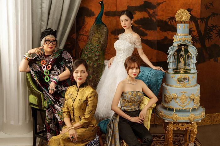 Gái già lắm chiêu 3: Nàng dâu Lan Ngọc đại bại trước tiểu tam ngọc khiết Jun Vũ? ảnh 14