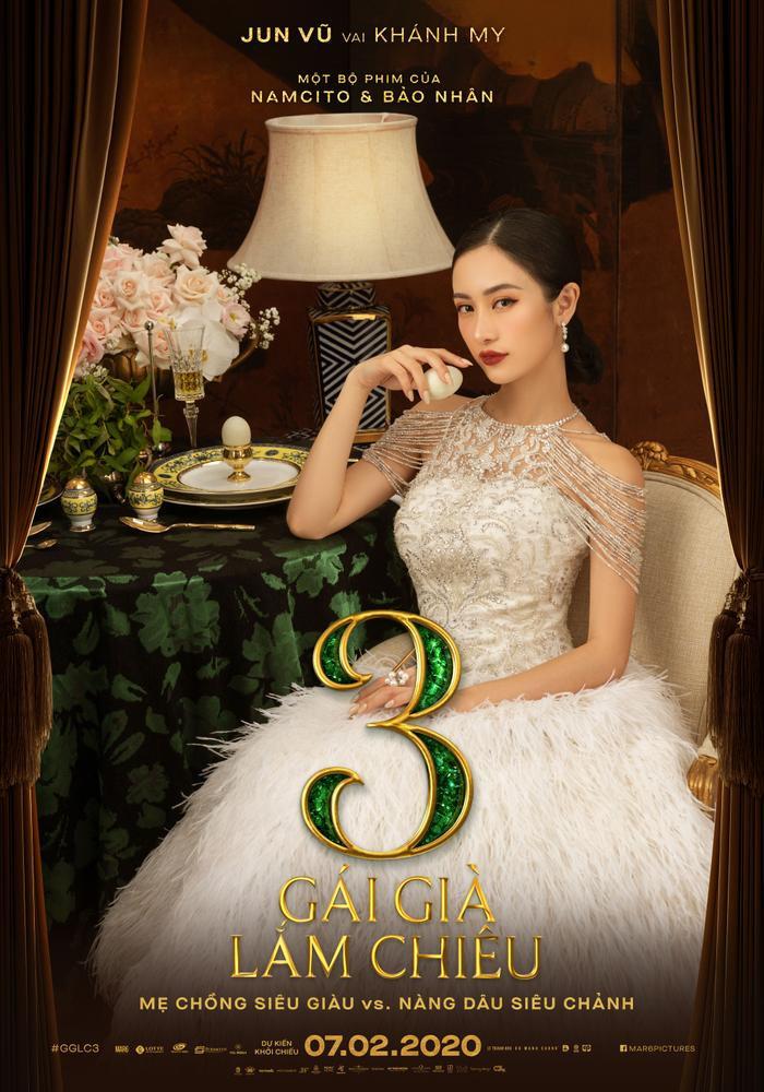 Gái già lắm chiêu 3: Nàng dâu Lan Ngọc đại bại trước tiểu tam ngọc khiết Jun Vũ? ảnh 0