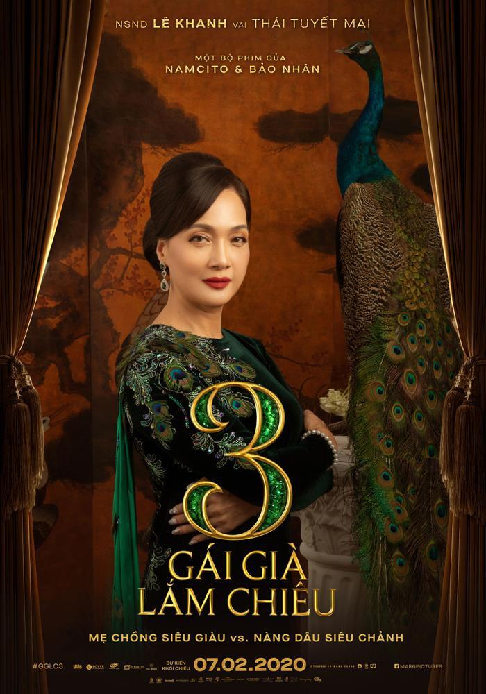 Gái già lắm chiêu 3: Nàng dâu Lan Ngọc đại bại trước tiểu tam ngọc khiết Jun Vũ? ảnh 13