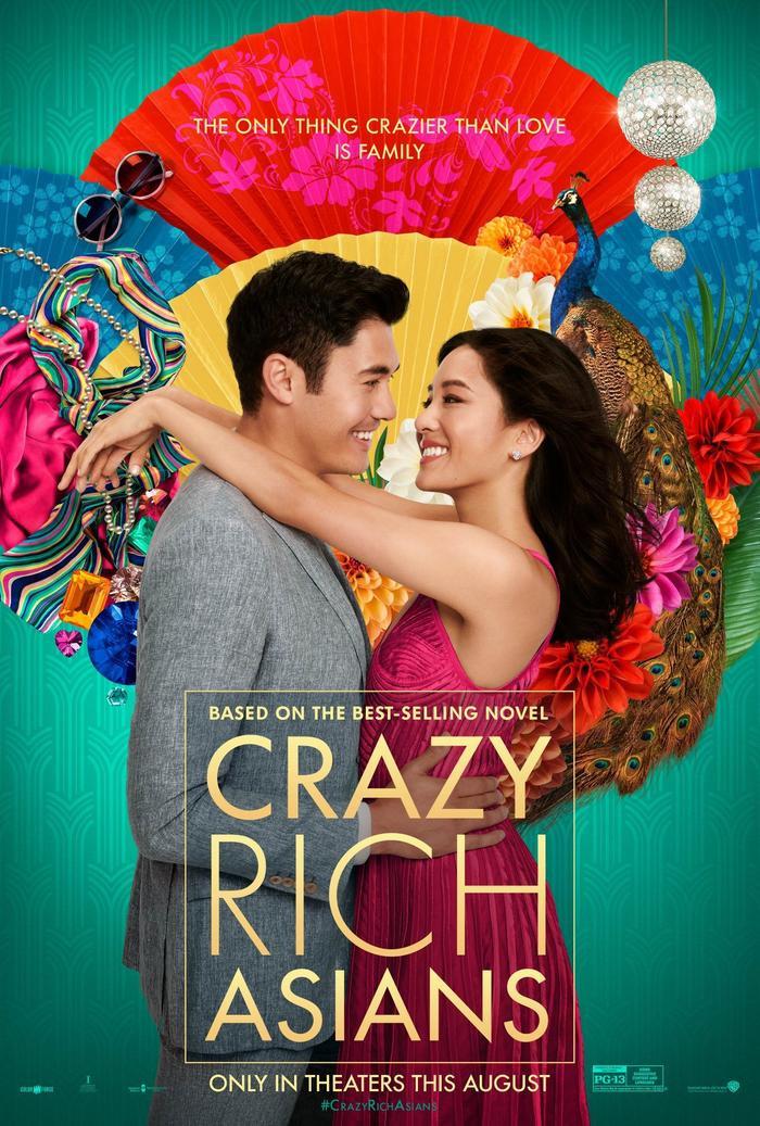 Đạo diễn Gái già lắm chiêu 3: Ngu ngốc mới đi đạo nhái bộ phim Crazy Rich Asians  tượng đài và tự hào của Châu Á ảnh 0