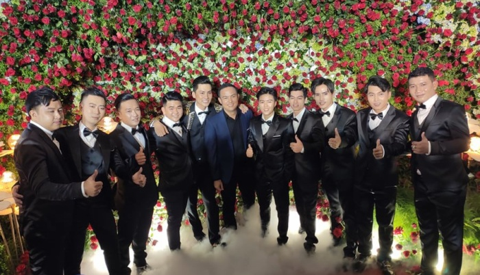Lâm Khánh Chi chơi lớn tặng quà đặc biệt cho 10 cặp đôi LGBT tại lễ cưới tập thể ảnh 9