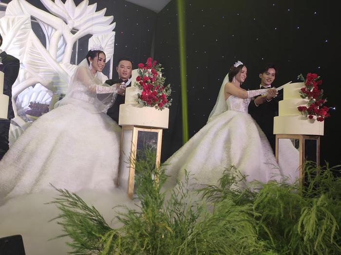 Lâm Khánh Chi chơi lớn tặng quà đặc biệt cho 10 cặp đôi LGBT tại lễ cưới tập thể ảnh 4