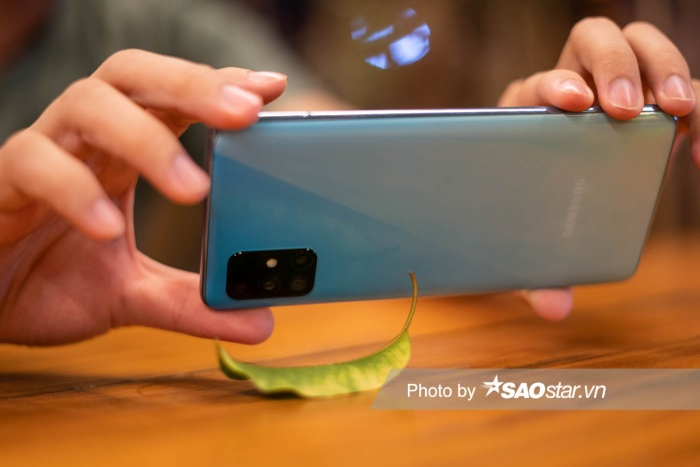 Đánh giá khả năng chụp cận cảnh trên Galaxy A51: Thêm camera macro có gì hay? ảnh 1