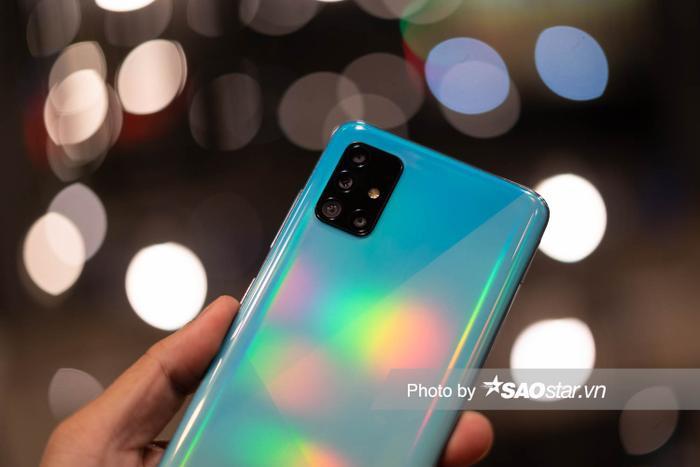 Đánh giá khả năng chụp cận cảnh trên Galaxy A51: Thêm camera macro có gì hay? ảnh 0
