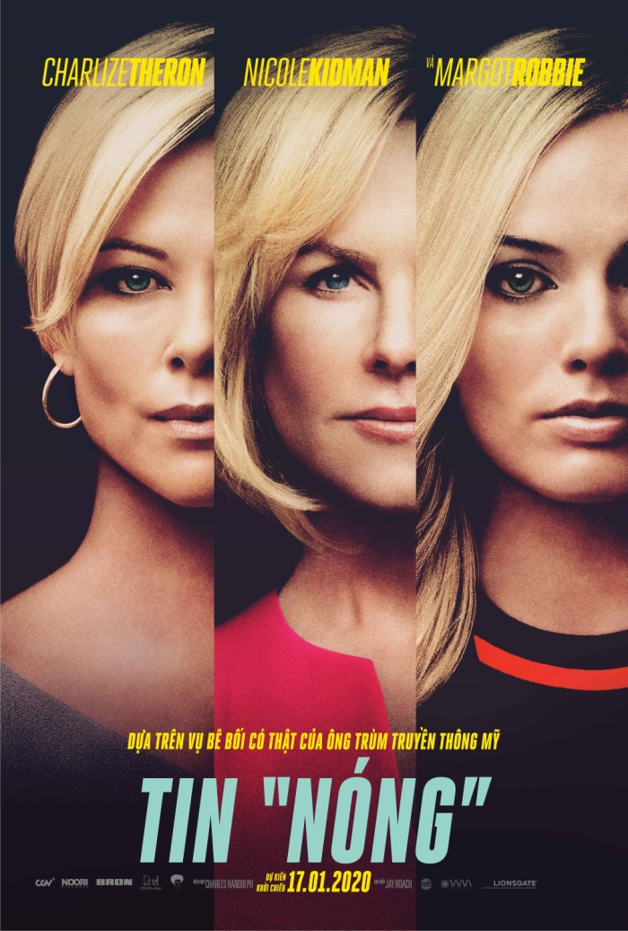 Bộ ba quyền lực Nicole Kidman, Charlize Theron và Margot Robbie hội tụ trong phim tái hiện vụ bê bối tình dục chấn động truyền thông Mỹ ảnh 1